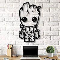 Картина из дерева Groot 60x35 см G1001