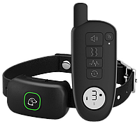 Электронный Ошейник для дрессировки и коррекции поведения собак, до 400 метров PEDONO, Модель: DOG-300D