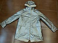 Куртка демисезон на дівчинку .158 см)