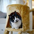 Когтеточка, домики, дряпка для кошек 138см, фото 8
