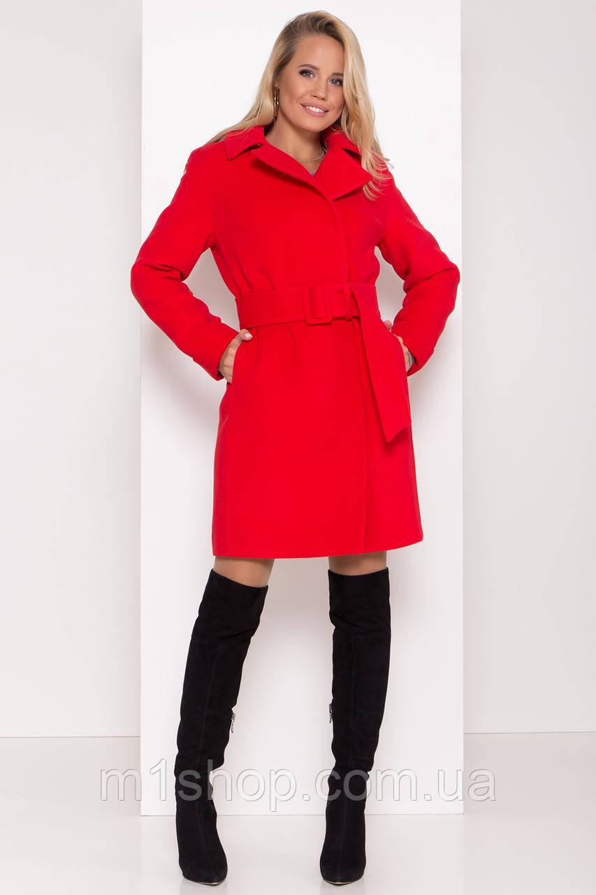 зимнее пальто женское Modus Лизи 8179