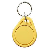 RFID Брелок с чипом EM-Marine, Ardix BKE, желтый, 05-001
