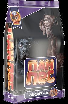 Сухой корм для собак Пан Пес Доктор А 10 кг