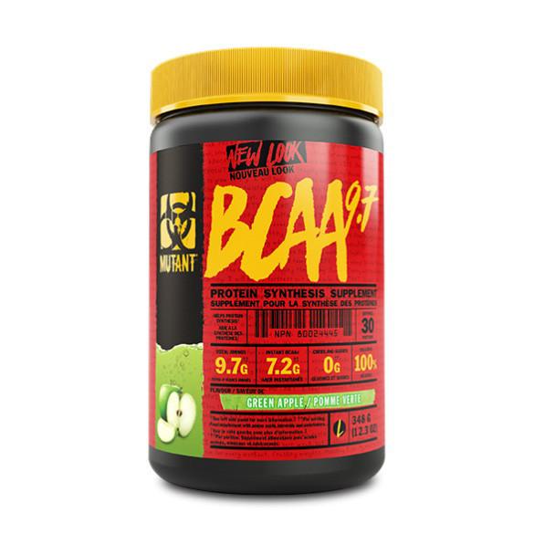 БЦАА Mutant BCAA 9.7 (348 г) мутант tropical mango