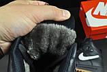 Ботинки Nike Lunar Force 1 арт 20660 (зимние, найк, синие), фото 6