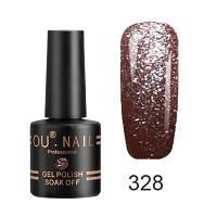 Гель-лак Ou Nail №328, 8 ml