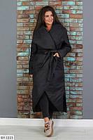 Пальто BY-1115. Размеры 48;50;52;54