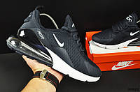 Кроссовки Nike Air Max 270 арт.20622 (мужские, синие, найк), фото 1