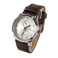 Часы Naviforce 3004SVB Silver Brown