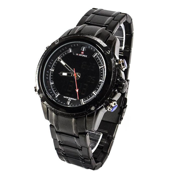 Часы Naviforce 9050BK Black