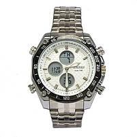 Часы Skmei 1302 Silver, фото 3
