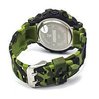 Часы тактические Skmei 1233 Green Camo, фото 4