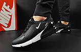 Кроссовки Nike Air Max 270 арт 20600 (мужские,черные), фото 2