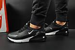 Кроссовки Nike Air Max 270 арт 20600 (мужские,черные), фото 5