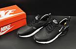 Кроссовки Nike Air Max 270 арт 20600 (мужские,черные), фото 6