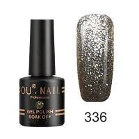 Гель-лак Ou Nail №336, 8 ml