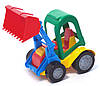 Игрушечная машинка трактор багги (39230) Wader