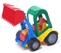 Игрушечная машинка трактор багги (39230) Wader, фото 1