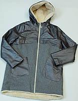 Куртка демисезон на дівчинку 164 см)