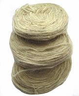 Пряжа для вязания ровница, цвет бежевый ПВ5
