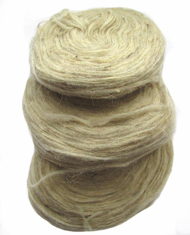 пряжа для вязания ровница цвет бежевый пв5 цена 180 грнкг