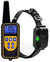 Электронный Ошейник для дрессировки и коррекции поведения собак, дальность до 800 метров PETON, Модель: RT-880