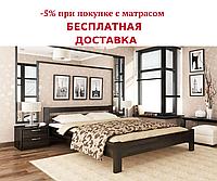 Деревянная кровать Рената Щит 80х190 см. Эстелла