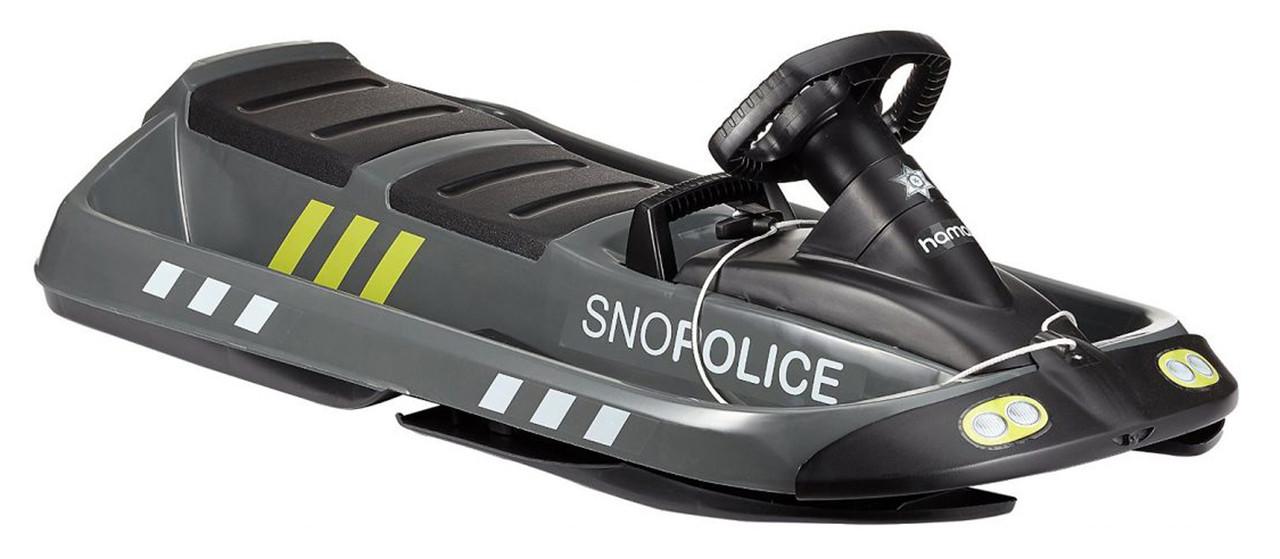 Санки управляемые Hamax Sno Police