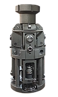 Закаточная головка алюминиевого винтового колпачка ROPP CAP