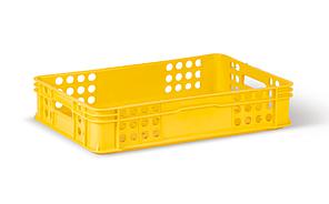 Ящик пластиковый (600х400х122)