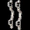 """Колектор """"KOER"""" для теплої підлоги латунний на 8 контурів, фото 3"""