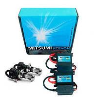 Биксенон Mitsumi H4 5000K Slim DC BiXenon