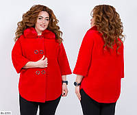 Пальто BL-2351. Размеры 50-54, фото 1