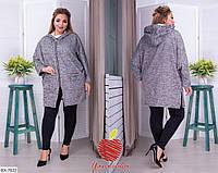 Пальто BX-7833. Размеры 50-56