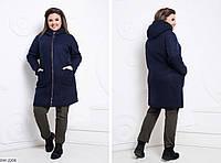 Пальто BW-2208. Размеры 48;50;52;54