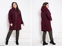 Пальто BW-2209. Размеры 48;50;52;54