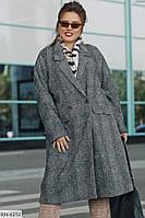 Пальто BN-6252. Размеры 48-50;52-54;56-58, фото 1
