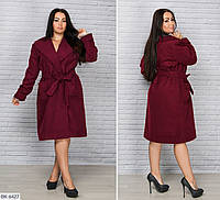 Пальто BK-6427. Размеры 60-62;62-64
