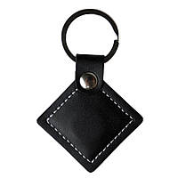 RFID Брелок с чипом EM-Marine (кожаный, TK44), Ardix BKE-L, черный, 05-004
