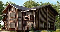 Деревянные дома, срубы домов под ключ, фото 1