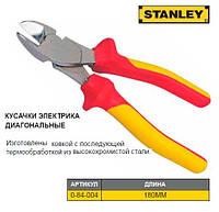 """Бокорізи діелектричні ізольовані STANLEY """"MaxSteel"""" : L= 180 мм, корпус VDE до 1000V"""