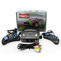 Игровая приставка Dendy Master (195 встроенных игр 8 бит) + пистолет-автомат Dendy, фото 1