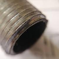 Нарезание резьбы на стальные трубы, фото 1