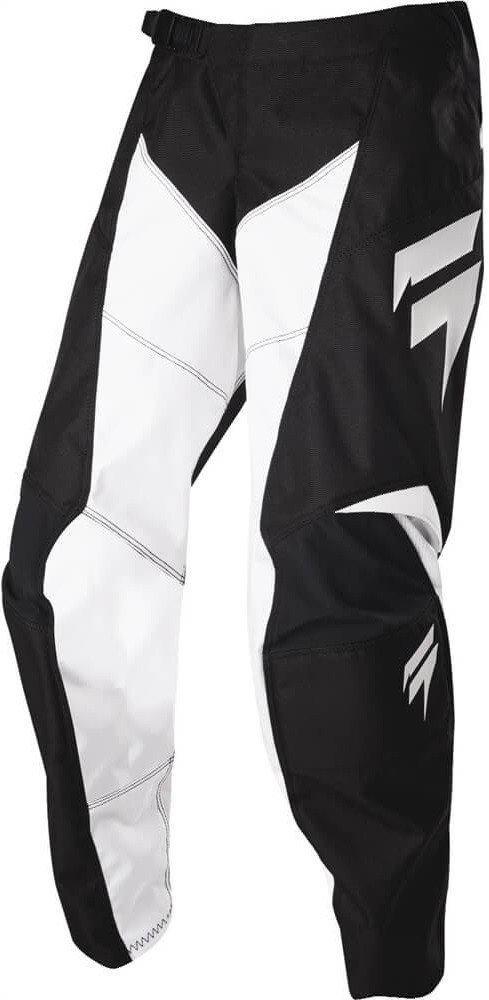 Мото штаны SHIFT WHIT3 LABEL RACE PANT [BLACK WHITE], 38