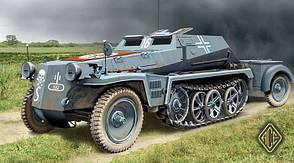 Sd.Kfz.252 транспортёр боеприпасов переднего края. 1/72 ACE 72238