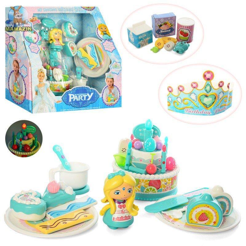 Игровой набор для праздника Торт Frozen 35102
