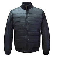 Утеплённая мужская курточка MOSCHINO (италия)