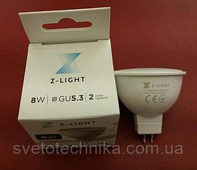 Светодиодная лампа ZL8W MR-16 4000К