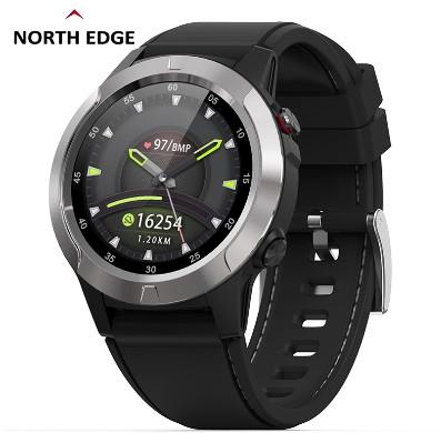 Смарт часы North Edge Cross Fit M4 c GPS и тонометром