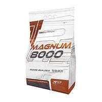 Гейнер для набора массы TREC nutrition Magnum (4 кг) трек нутришн магнум strawberry